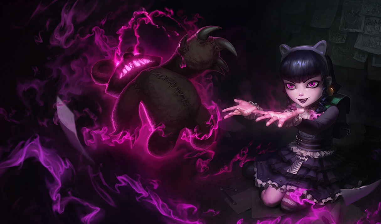 "Tesla Update >> Goth Annie Splash Art ""Update"""