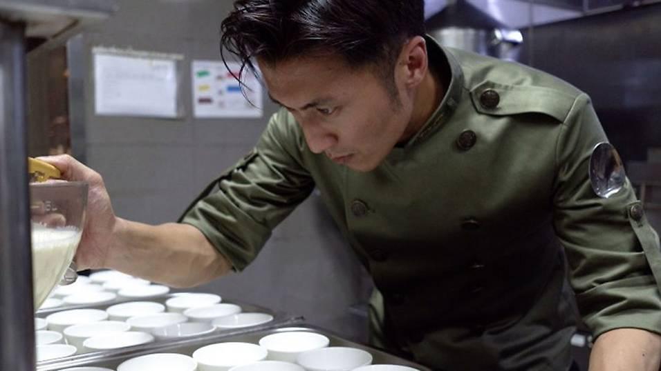 Nicholas Tse's cooking show goes global