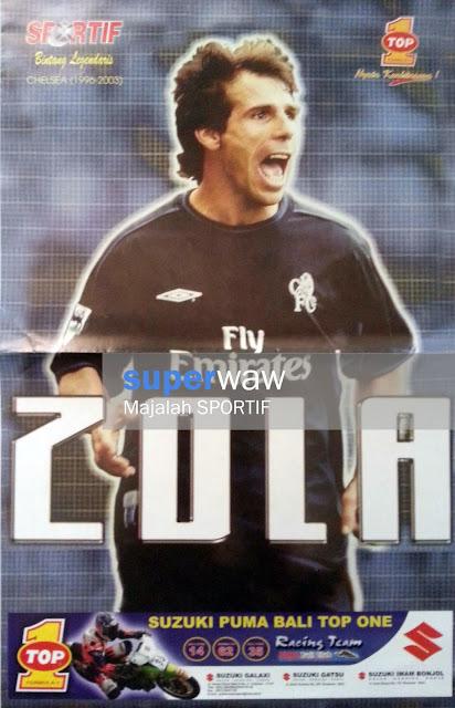 Gianfranco Zola (Chelsea 2002)