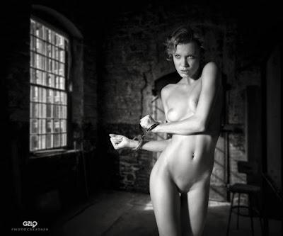 Imagenes Artisticas Desnudos  Modelo Chucha Babuchina