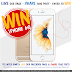 Win a brand new iPhone 6s