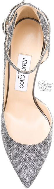 Brilliant Luxury ♦ Jimmy Choo Lucy 100 Pumps
