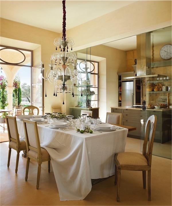 casa mediterránea de lo más natural