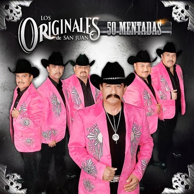 Los Originales De San Juan – 50 Mentadas CD Album 2014