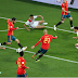 HALF-TIME Score Spain 1 – 1 Morocco : Fifa World Cup 2018