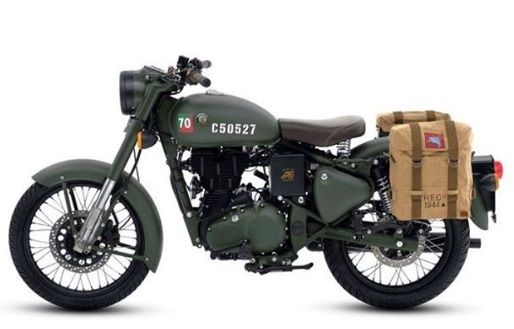 Design Royal Enfield 500 Pegasus