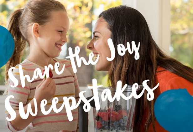 Driscoll's Share the Joy Sweepstakes