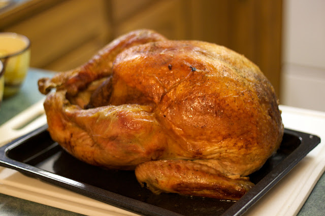 How to Make a Holiday Turkey with Crispy Skin