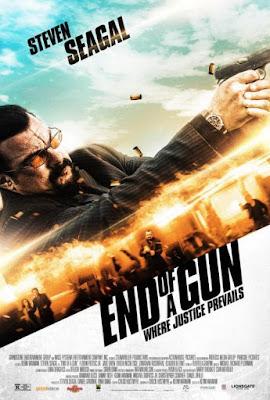 End Of A Gun 2016 DVD R1 NTSC Latino
