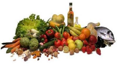 Come alimentos saludables para perder peso