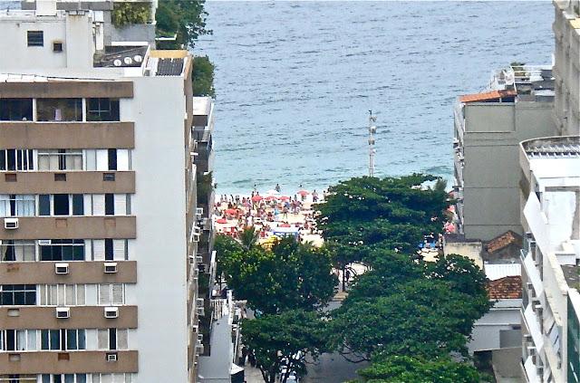 Praia de Ipanema/Foto: Marcelo Migliaccio