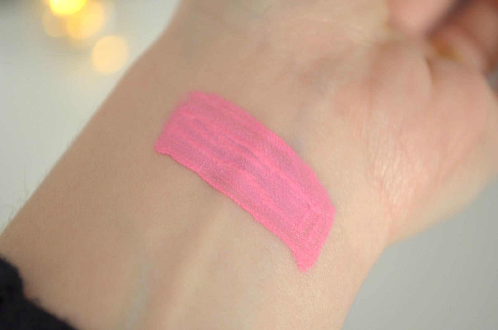 Bien connu Un vrai rouge à lèvres liquide mat signé L.A Girls - Les  RJ97