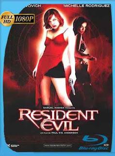 Resident Evil  2002 HD [1080p] Latino [Mega] dizonHD