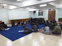 Evaluasi & Koordinasi Akbar Ke-2 Pengurus UKM Seni Religius