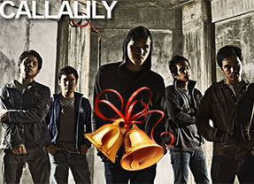List of Kean Cipriano (Callalily) Christmas Songs