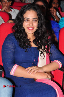 Actress Nithya Menen Sundeep Kishan's Okka Ammayi Thappa music launch  0042