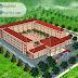 مخطط مشروع مدرسة كبيرة 4 طوابق كاملا اوتوكاد dwg