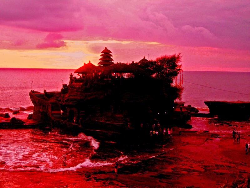 Tanah Lot (Sunset)