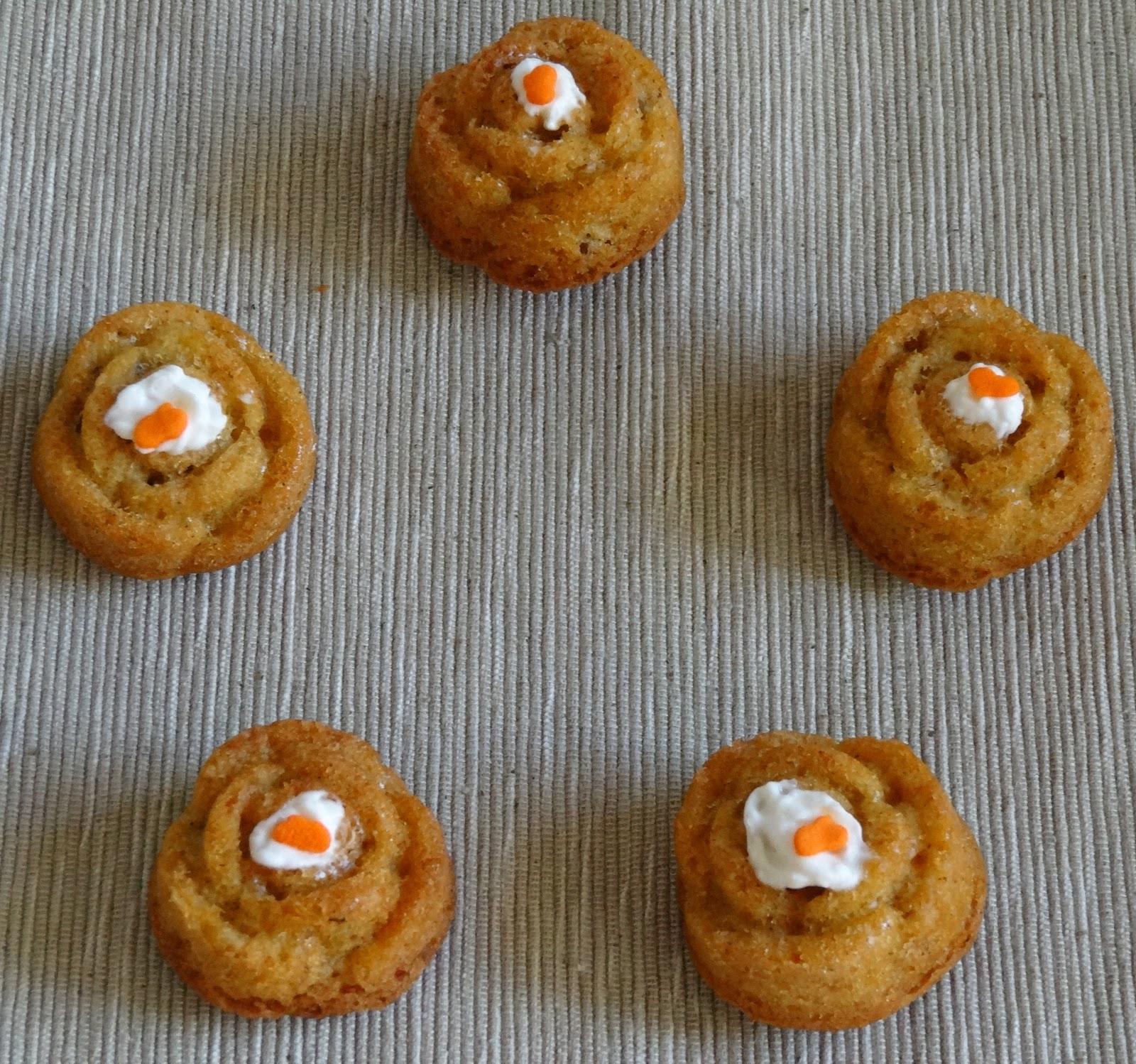Glacage Pour Carrot Cake