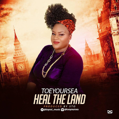 [MP3] Toeyoursea – Heal The Land