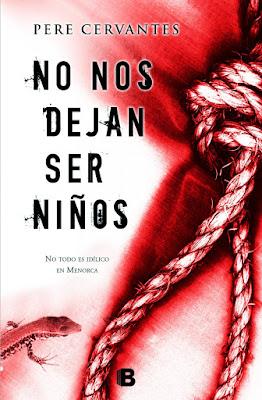"""No nos dejan ser niños"" de Pere Cervantes"
