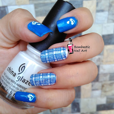 Water Decal Nail Art
