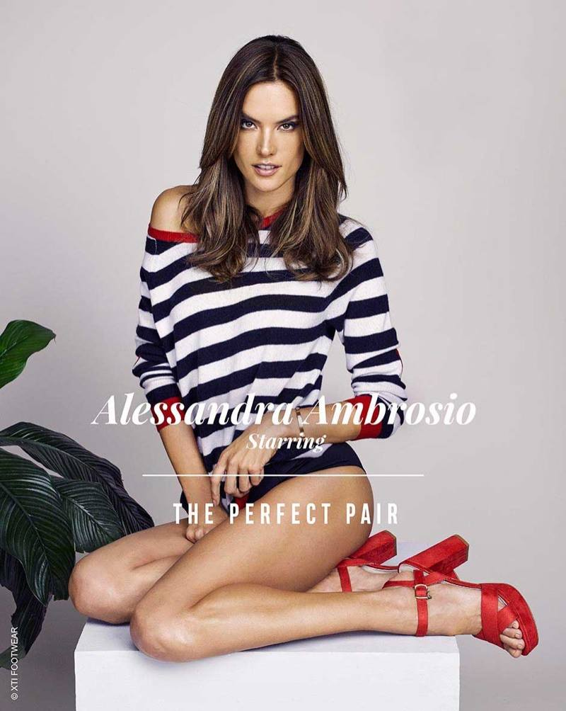 XTI Shoes Spring 2018 Campaign