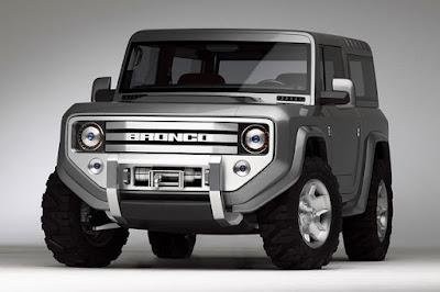 2020 Ford Bronco: Caractéristiques, Intérieur, Concept, Date de sortie, prix