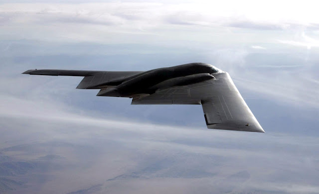 USAF B-2 BOMBERS KILL 80 ISIS TERRORISTS IN LIBYA