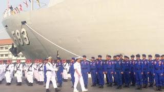HUT ke-57 Komando Lintas Laut Militer (Kolinlamil)