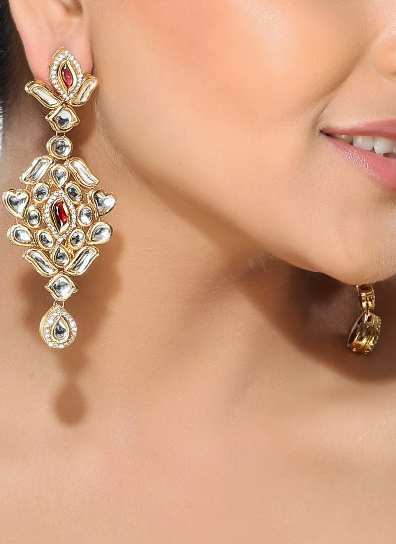 Indian Earrings Designs Collection 201314 For Women Fashion Centar