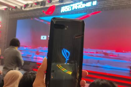Spesifikasi Lengkap Asus ROG Phone 2 di Indonesia