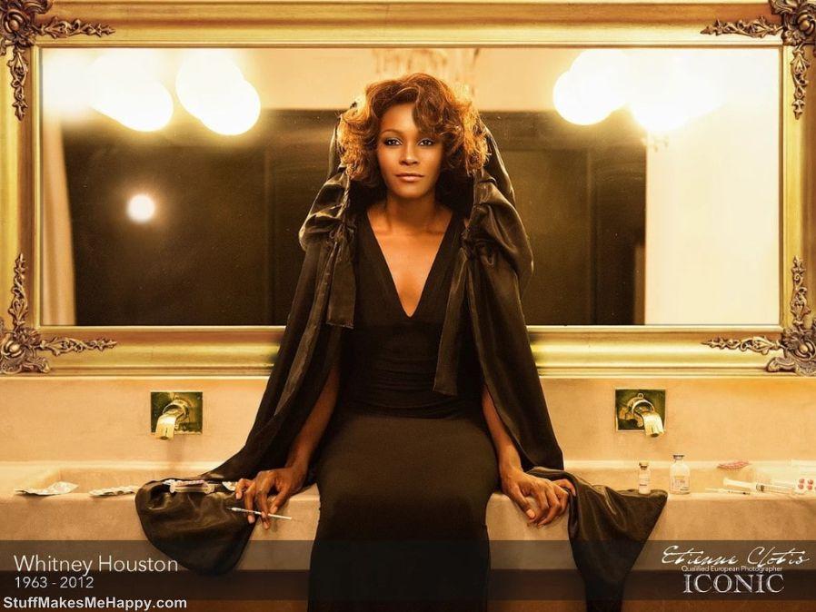 27. Whitney Houston