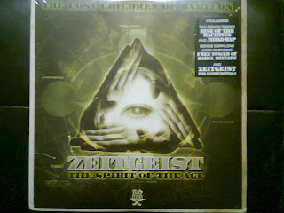Underground Rap The Lost Children Of Babylon Zeitgeist
