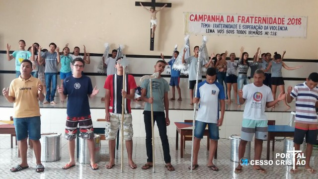 Vem ai O MUSICAL A PAIXÃO DE CRISTO