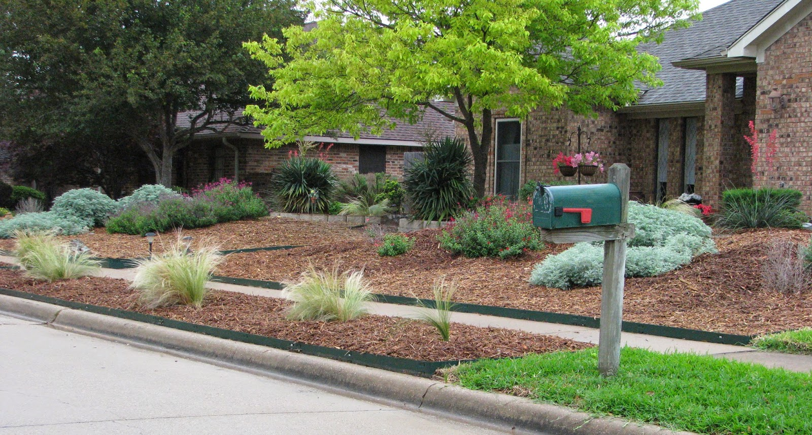 Plano Water Wise Landscape Tour Drive Bys