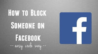How to Block a Facebook User