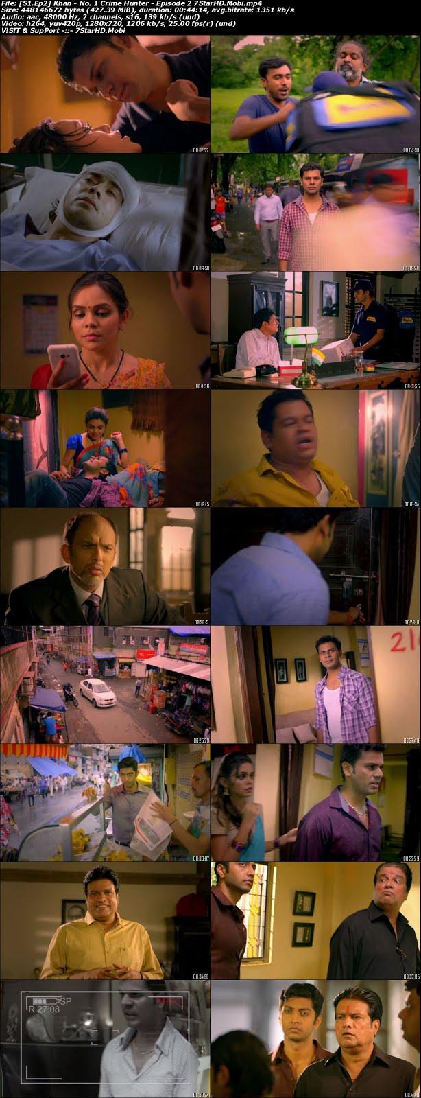Khan No. 1 Crime Hunter 2018 Season 1 Hindi All Episodes [1-4 ...