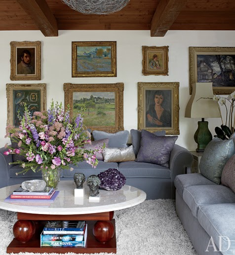 Parlour: Liz Taylor's Lovely Home