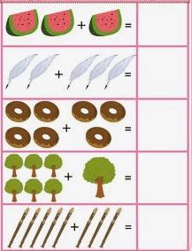 Contoh Soal Matematika TK