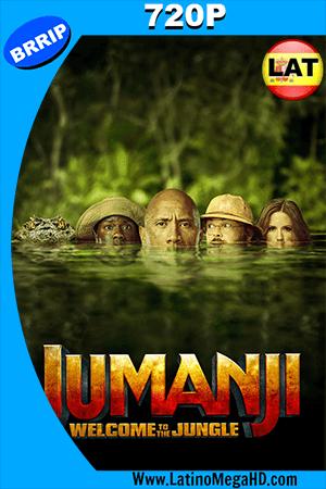 Jumanji: En La Selva (2017) Latino HD 720p ()