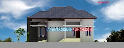 Arsitek Desain Rumah Type 192