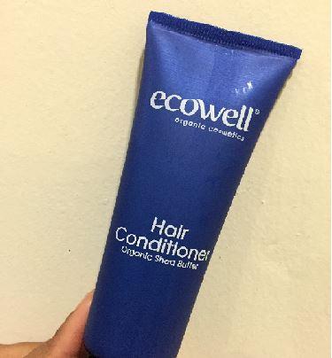Lembut Terurus Dengan Ecowell Hair Conditioner