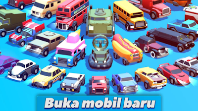 Crash of Cars Mod Apk Unlimited Coins/Gems