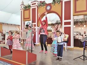 Contratación abierta para casetas de feria con animación infantil y todo público