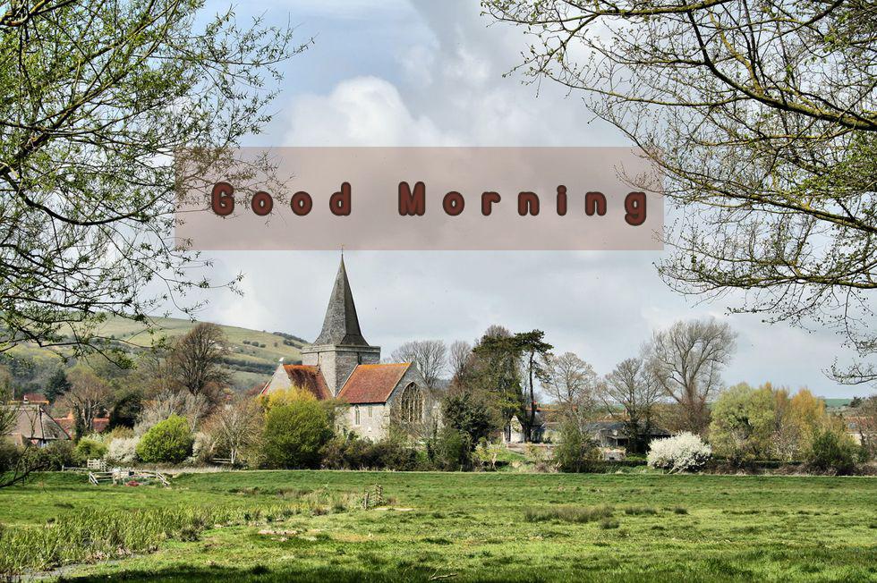 simple good morning photos
