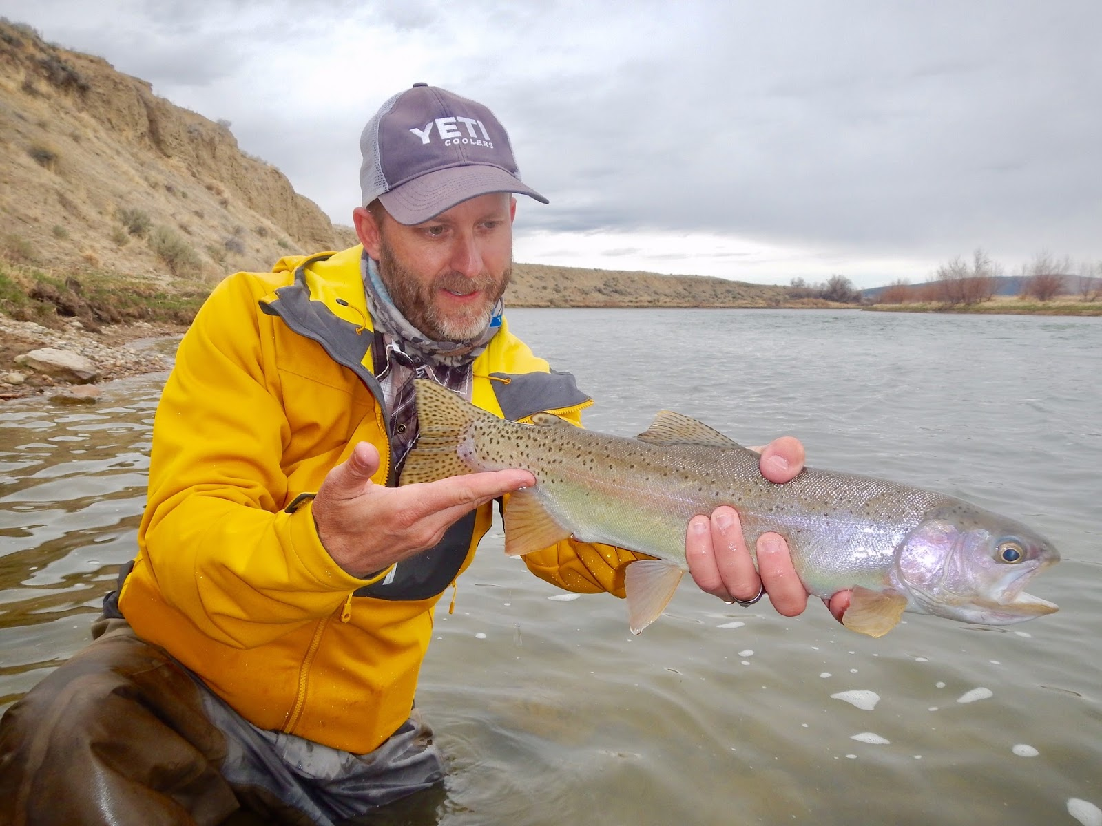 fly fish addiction casper wyoming grey reef north platte