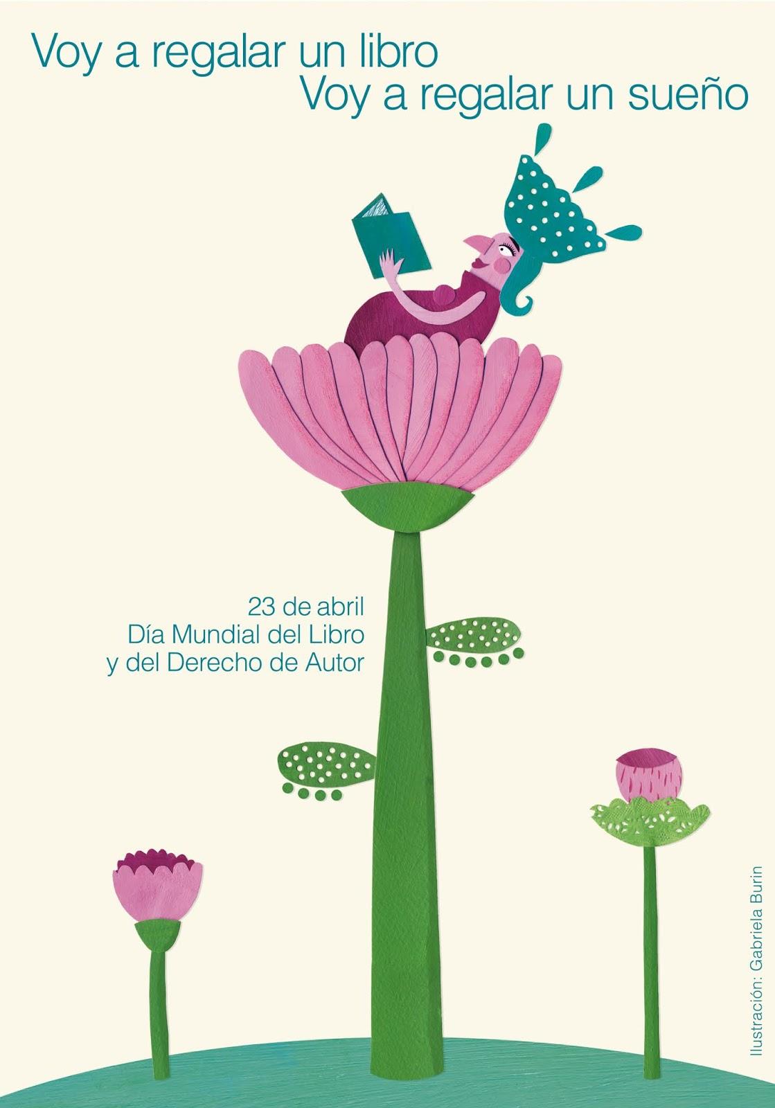 416fb269bb74 Mis lecturas y más cositas   Feliz Día del Libro!!!