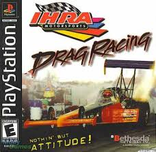 IHRA Drag Racing - PS1 - ISOs Download