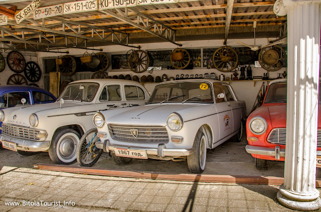 Auto and Etno museum in Krklino, Bitola Municipality - Macedonia